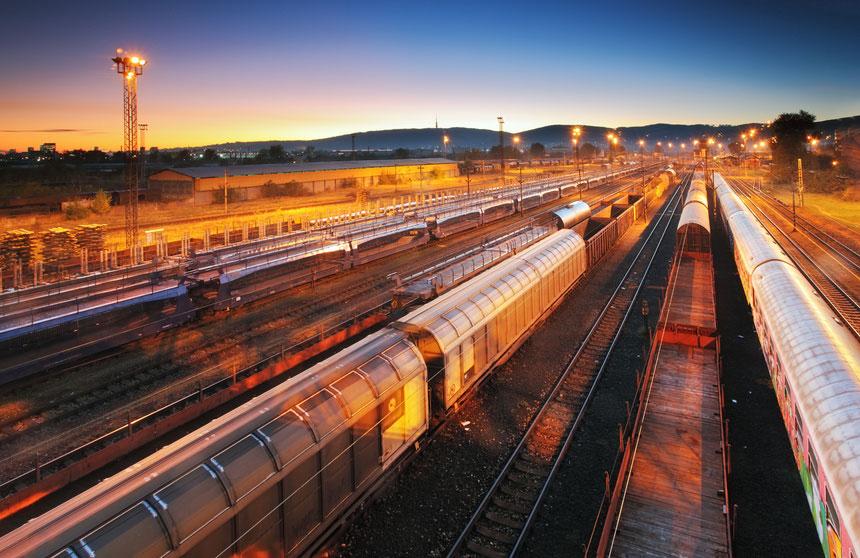 Train-Chine