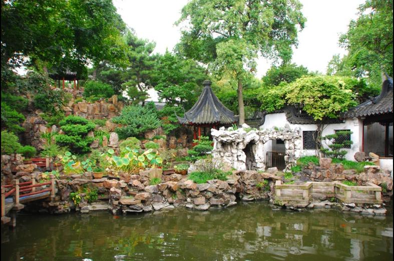 Le Jardin Yuyuan A La Decouverte De La Paix Interieure Bonjour