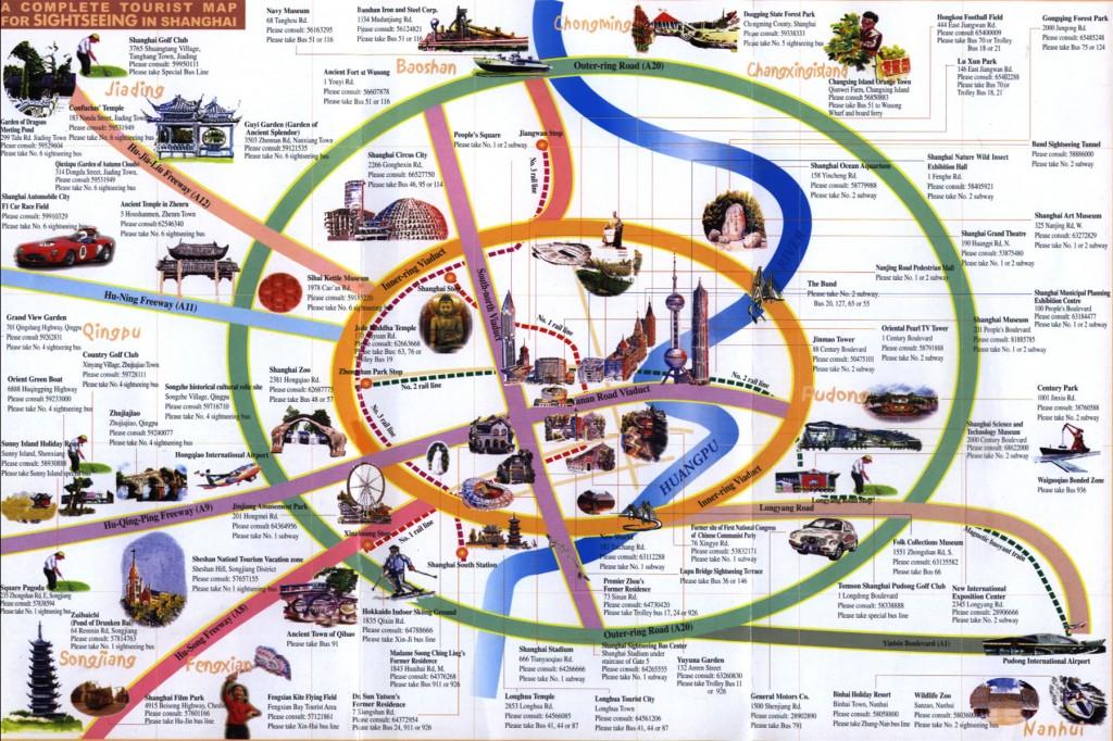 Plan-des-attractions-touristiques-de-Shanghai-en-images