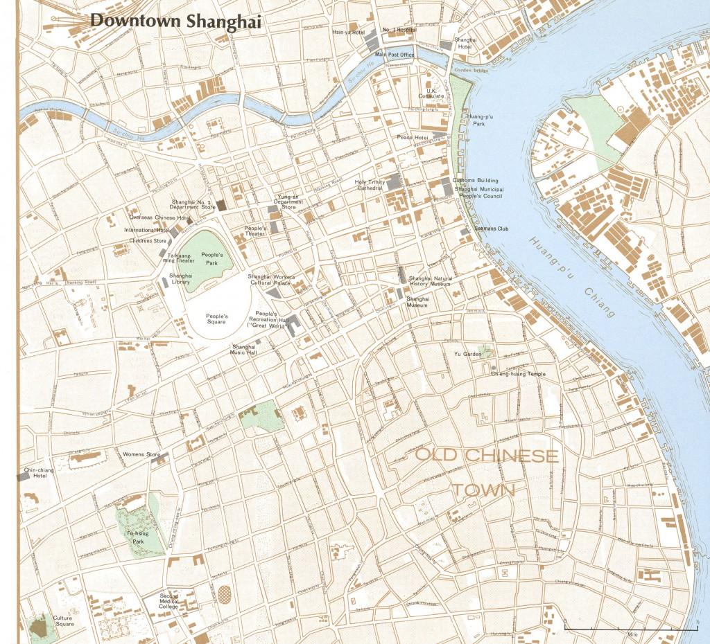 Plan-haute-resolution-du-centre-ville-de-Shanghai