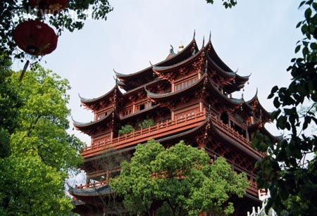Ling Yin temple